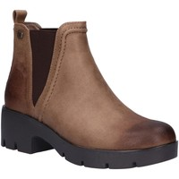 Zapatos Mujer Botines MTNG 58712 Beige