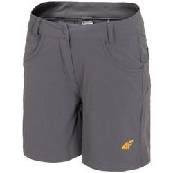 textil Mujer Shorts / Bermudas 4F SKDF060 Grises