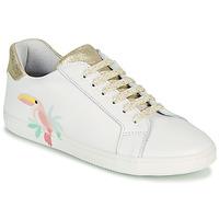 Zapatos Niña Zapatillas bajas GBB EDONIA Blanco