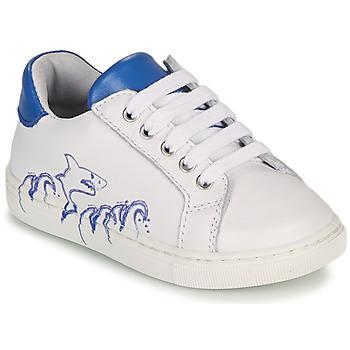 Zapatos Niño Zapatillas bajas GBB KARAKO Blanco