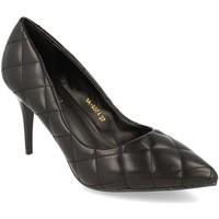 Zapatos Mujer Zapatos de tacón Buonarotti 1A-0374 Negro