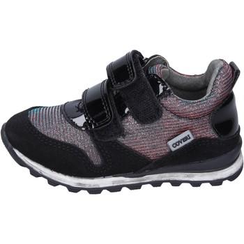Zapatos Niña Deportivas Moda Enrico Coveri BK251 negro
