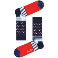 Accesorios Hombre Calcetines Happy Socks Stripes and dots sock Multicolor