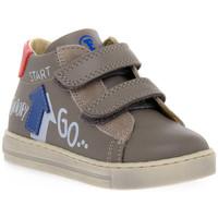 Zapatos Niña Zapatillas bajas Naturino FALCOTTO 1B76 HOGWA AZZURRO Blu