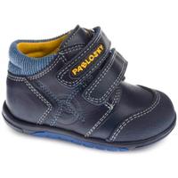 Zapatos Niños Botas urbanas Pablosky BOTITA VELCROS AZUL