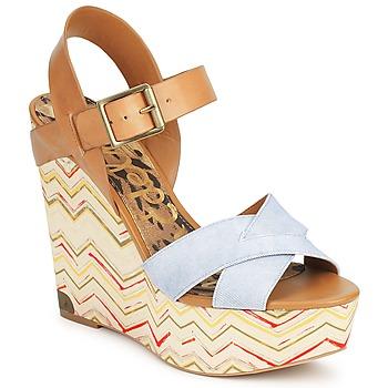 Zapatos Mujer Sandalias Sam Edelman SASHA Tejano lavado