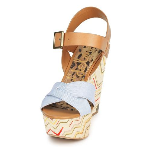 Zapatos Mujer Edelman Sandalias Sam Tejano Lavado Sasha ED2WIYH9e