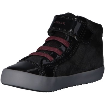 Zapatos Niña Deportivas Moda Geox B041MA 0PVHH B GISLI Gris