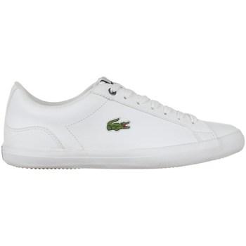 Zapatos Hombre Zapatillas bajas Lacoste Lerond 418 3 JD Cma Blanco