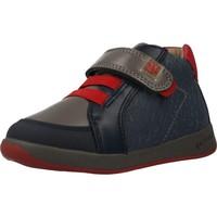 Zapatos Niño Zapatillas altas Garvalin 201332 Azul