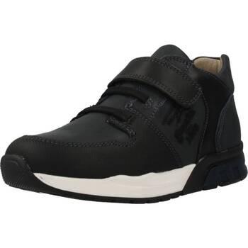 Zapatos Niño Zapatillas altas Garvalin 201420 Azul