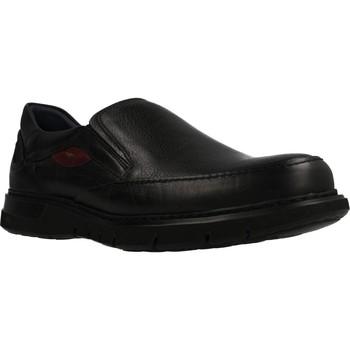 Zapatos Hombre Mocasín Fluchos F0249 Negro