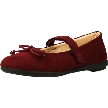 Zapatos Niña Derbie & Richelieu Vulladi PARISINA Rojo