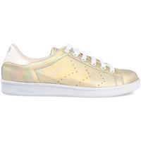 Zapatos Mujer Zapatillas bajas Paredes _COMPETICION Oro