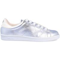 Zapatos Mujer Zapatillas altas Paredes COMPETICION Plata