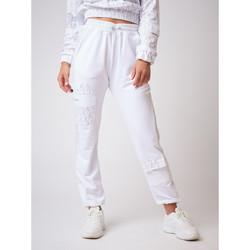 textil Mujer Pantalones de chándal Project X Paris  Blanco