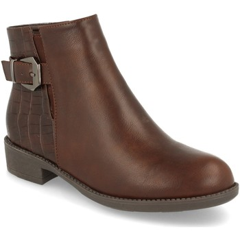 Zapatos Mujer Botines Prisska BB1071 Marron