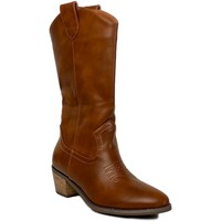 Zapatos Mujer Botas urbanas Prisska TY1036 Camel