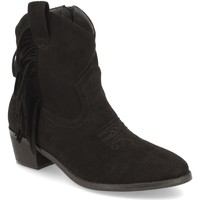 Zapatos Mujer Botines Prisska TY1038 Negro