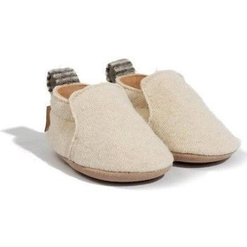 Zapatos Niños Pantuflas para bebé Haflinger 65100653 Beige