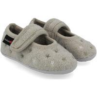 Zapatos Niños Pantuflas para bebé Haflinger 48401802 Grigio