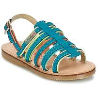 Zapatos Niña Sandalias Les Tropéziennes par M Belarbi MISS Azul
