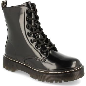 Zapatos Mujer Botas de caña baja Prisska HX-70 Negro