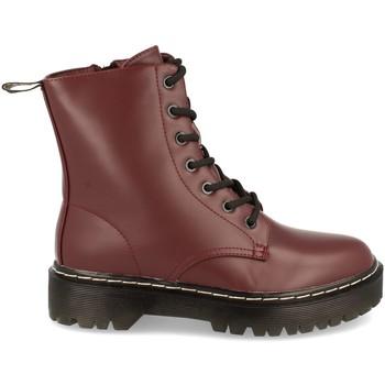 Prisska HX-71 Burdeos - Envío gratis |  - Zapatos Botas de caña baja Mujer 3295