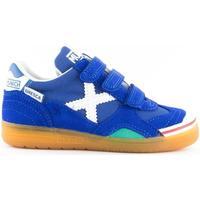 Zapatos Niño Sport Indoor Munich 1508605 Azul