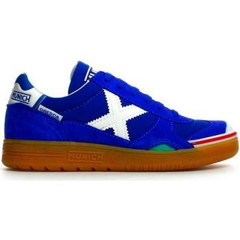 Zapatos Niño Sport Indoor Munich 1500605 Azul