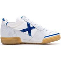 Zapatos Niño Sport Indoor Munich 1500604 Blanco