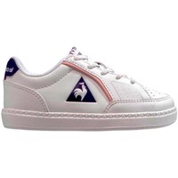 Zapatos Niña Zapatillas bajas Le Coq Sportif 1720153 Blanco