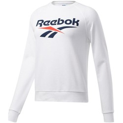 textil Mujer Sudaderas Reebok Sport FK2762 Blanco