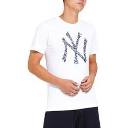textil Hombre Camisetas manga corta New-Era 12369838 Blanco
