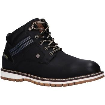Zapatos Hombre Zapatillas altas Lois 64005 Negro