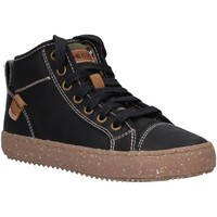 Zapatos Niño Botas de caña baja Geox J942CG 0CL10 J ALONISSO Negro