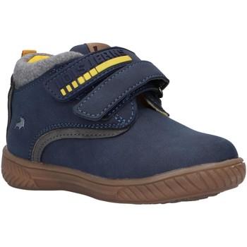Zapatos Niño Botas de caña baja Lois 46147 Azul
