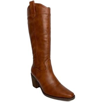 Zapatos Mujer Botas urbanas Priskka TY-1068 Camel