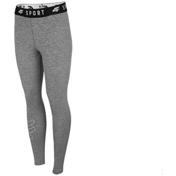 textil Mujer Pantalones 4F SPDF001 Grises