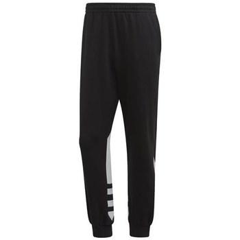 textil Hombre Pantalones adidas Originals BG Trefoil Pant Negros