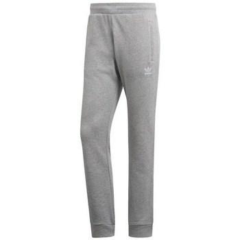 textil Hombre Pantalones adidas Originals Trefoil Pant Grises
