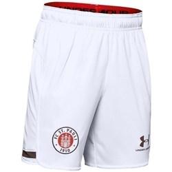 textil Niño Shorts / Bermudas Under Armour JR FC ST Pauli Replica Blanco
