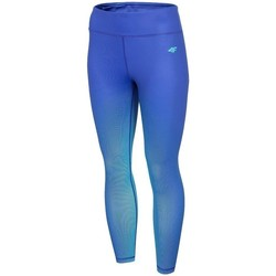 textil Mujer Leggings 4F SPDF008 Azul