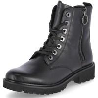 Zapatos Mujer Botas de caña baja Remonte Dorndorf D867101 Negros