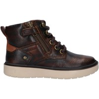 Zapatos Niño Botas Geox J947SA 0JHMW J RIDDOCK Marr?n
