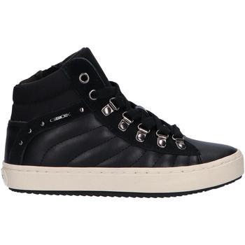 Zapatos Niña Botines Geox J944GH 05422 J KALISPERA Negro