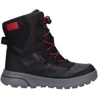Zapatos Niño Botas Geox J947UA 0MEFU J SVEGGEN B ABX Negro