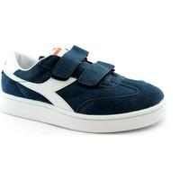 Zapatos Niños Zapatillas bajas Diadora DIA-I20-73766-BD Blu