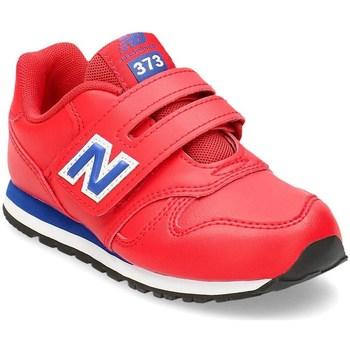 Zapatos Niños Zapatillas bajas New Balance 373 Rojos