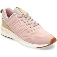 Zapatos Niños Zapatillas bajas New Balance 515 Rosa